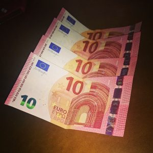 Buy High quality counterfeit euro online