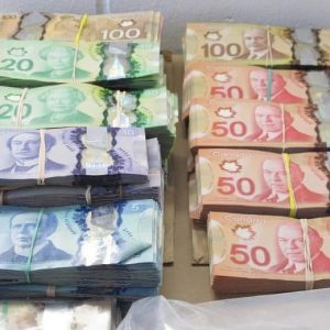 Buy Counterfeit Canadian dollars online
