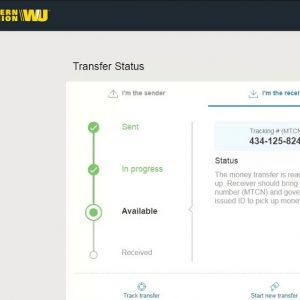 Buy Western Union Money gram Transfers