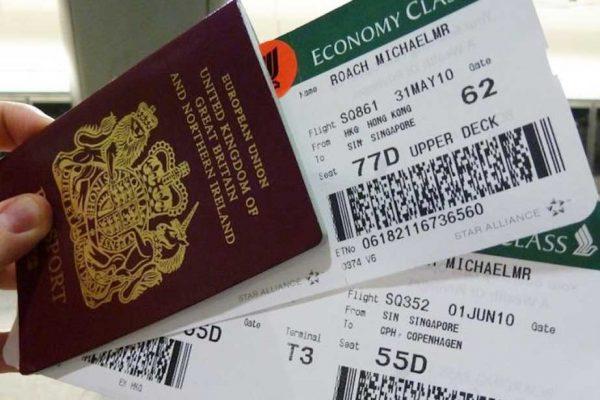 Buy British passport online