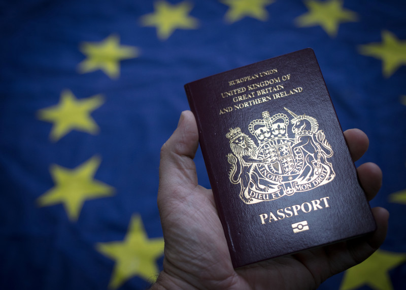 Buy real fake European passports online