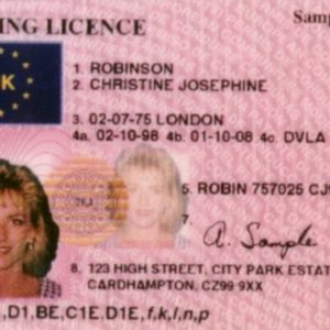Buy Drivers license online Europe