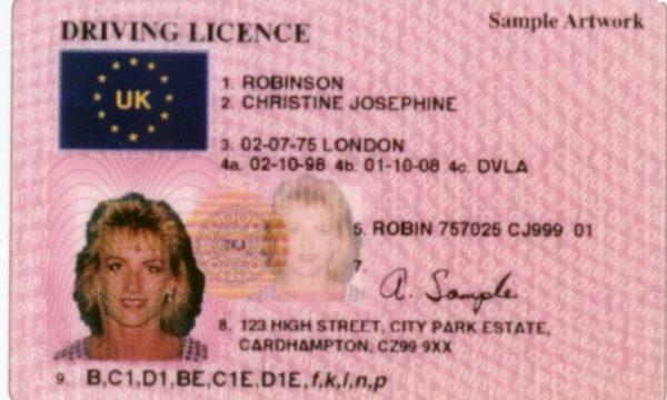 Buy Drivers license online Europe