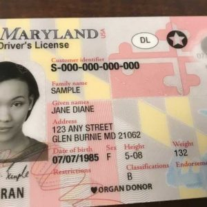 Buy Drivers license online USA